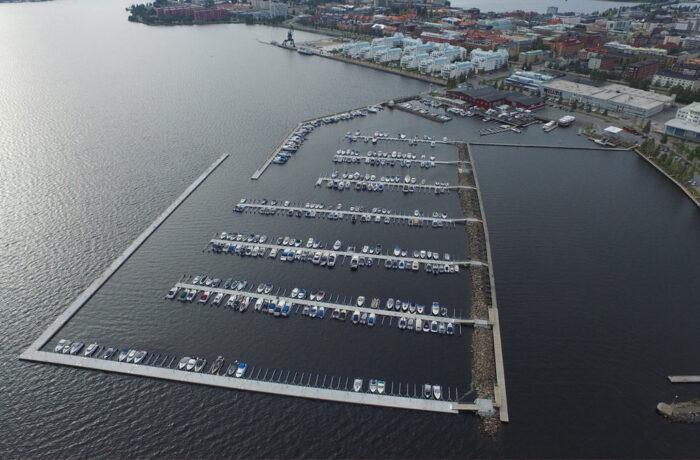 Ettans båthamn